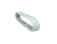 Obrazek Gasienica gumowa biała (niebrudząca) 230x96x43