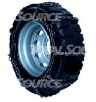 Obrazek Łańcuch śniegowy do wózka widłowego 300-15 gr. drutu 8,0/6,0mm - para